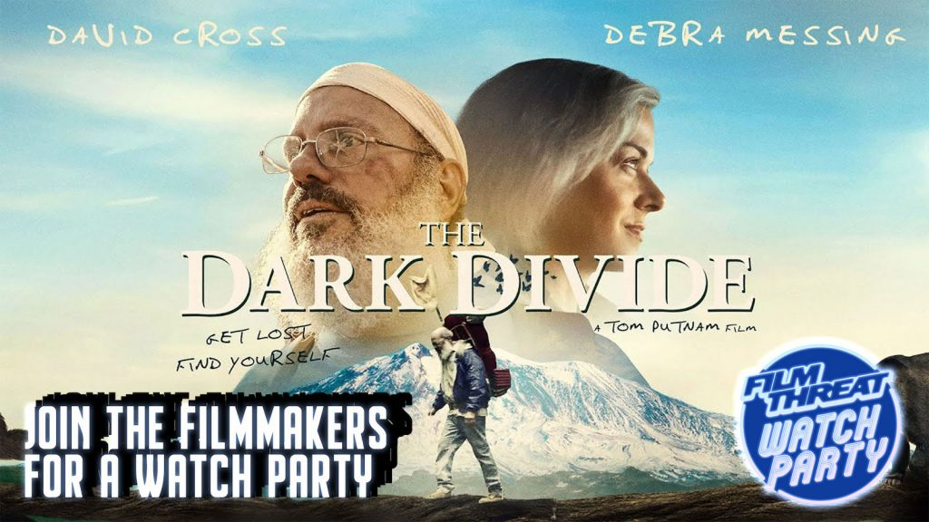 The Dark Divide Watch Party with David Cross and Special Guests image