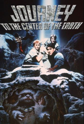 Journey to the Center of the Earth Image