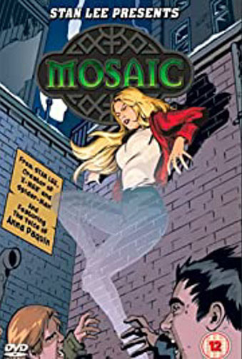 Stan Lee Presents: Mosaic  Image