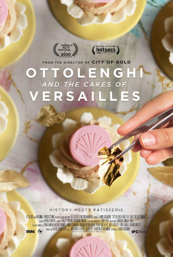 Ottolenghi and the Cakes of Versailles Image