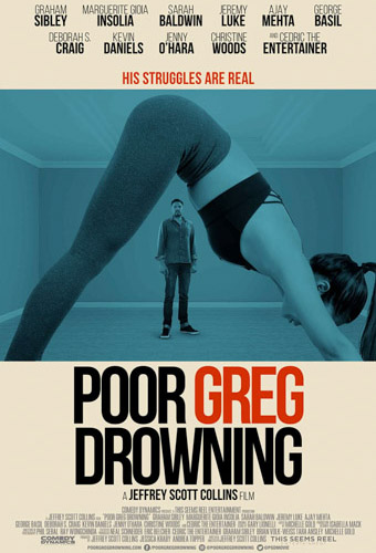 Poor Greg Drowning Image