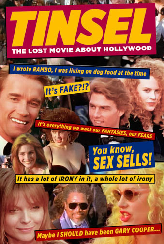 Tinsel - The Lost Movie About Hollywood Image