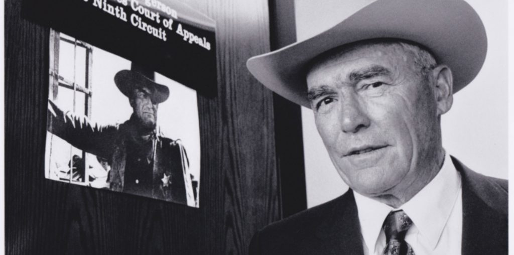 9th Circuit Cowboy – The Long, Good Fight of Judge Harry Pregerson image
