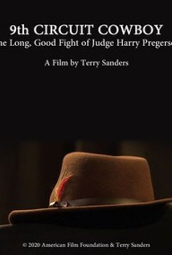 9th Circuit Cowboy - The Long, Good Fight of Judge Harry Pregerson Image