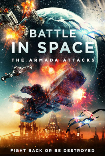 Battle In Space: The Armada Attacks Image