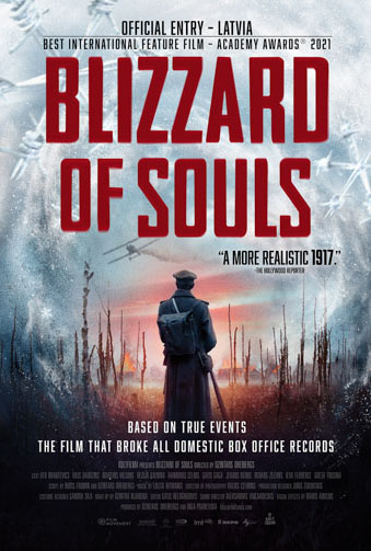 Blizzard of Souls Image