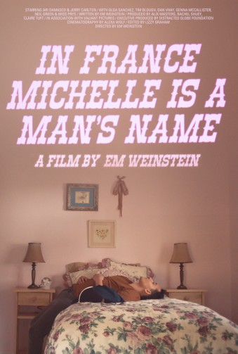 In France Michelle is a Man's Name Image