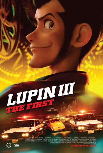 Lupin III: The First Image