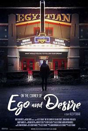 On the Corner of Ego and Desire Image