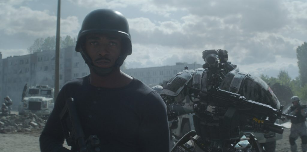 Outside the Wire image