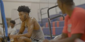 Something In The Water: A Kinston Basketball Story Image
