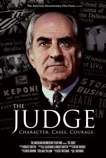 The Judge: Character, Cases, Courage Image