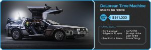 Pricing Up Pop Culture's Most Beloved Cars Image