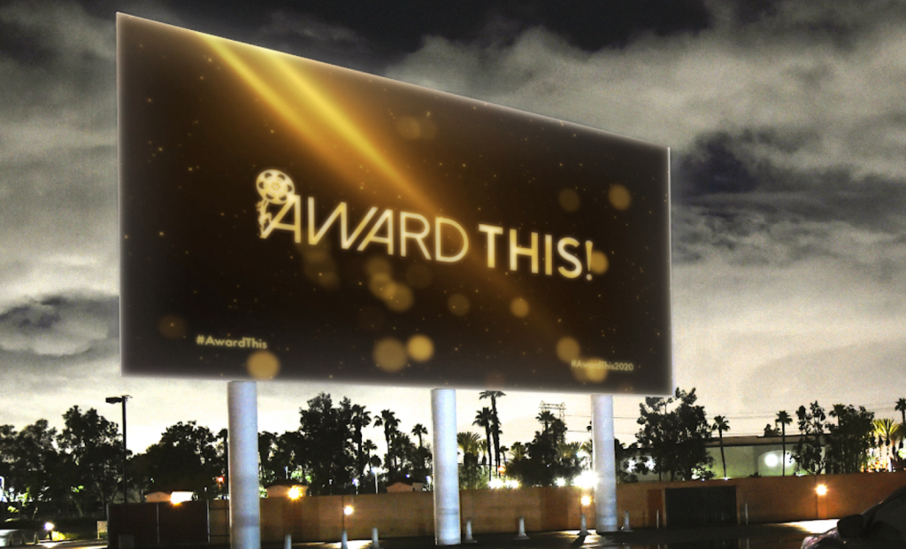 Award This! Honors Indie Filmmakers with a Drive-In Event and Virtual Awards Show image