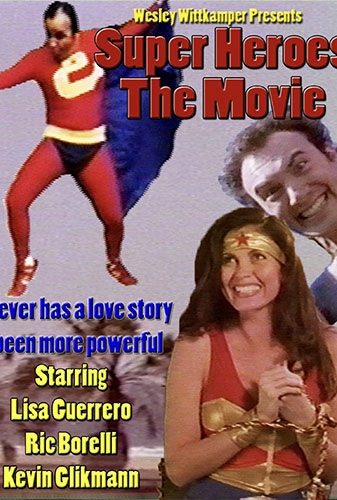 Super Heroes The Movie Image