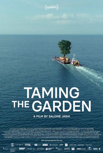 Taming The Garden Image