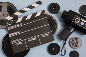 Understanding Film; Stages in Filmmaking and Production Image