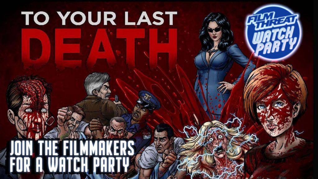 Animated Horror-Comedy To Your Last Death Watch Party image