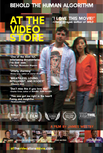 At The Video Store Image
