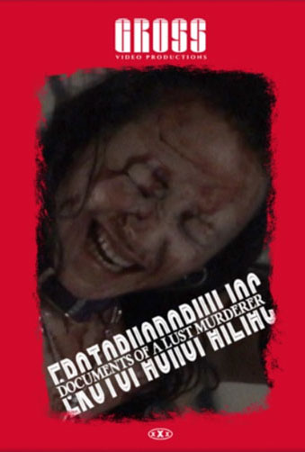 Erotophonophiliac: Documents of a Lust Murderer Image