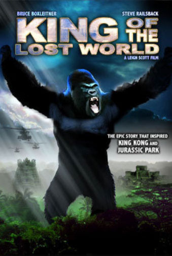 King of the Lost World Image