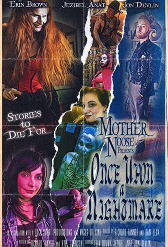 Mother Noose Presents Once Upon A Nightmare Image