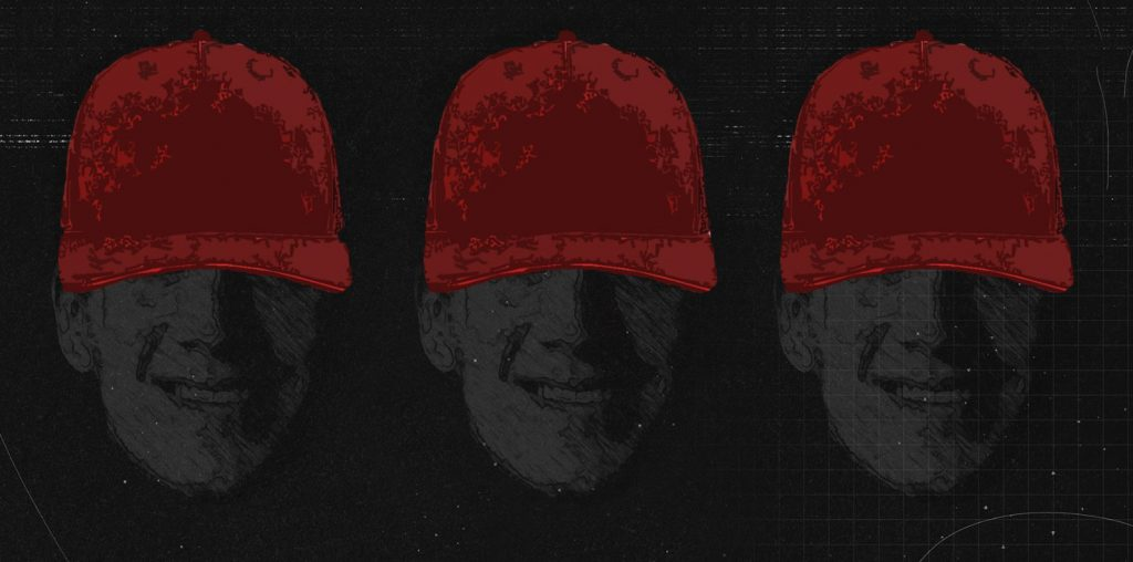 The Boys in Red Hats image
