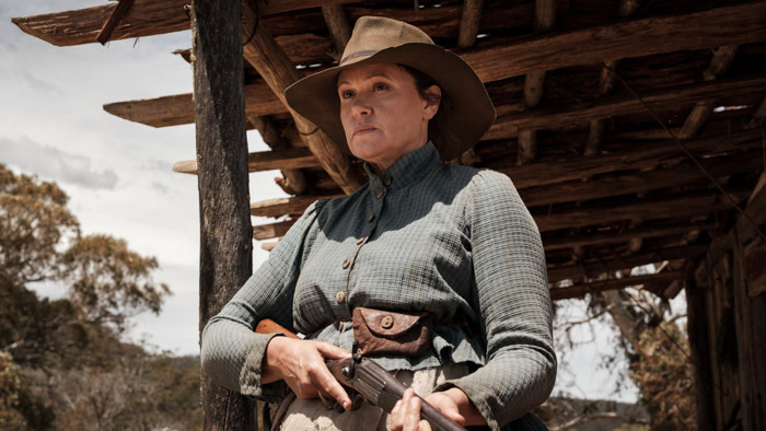 The Drover's Wife: the Legend of Molly Johnson Image