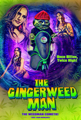The Gingerweed Man Image