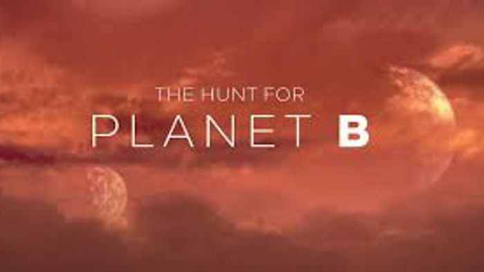 The Hunt for Planet B Image