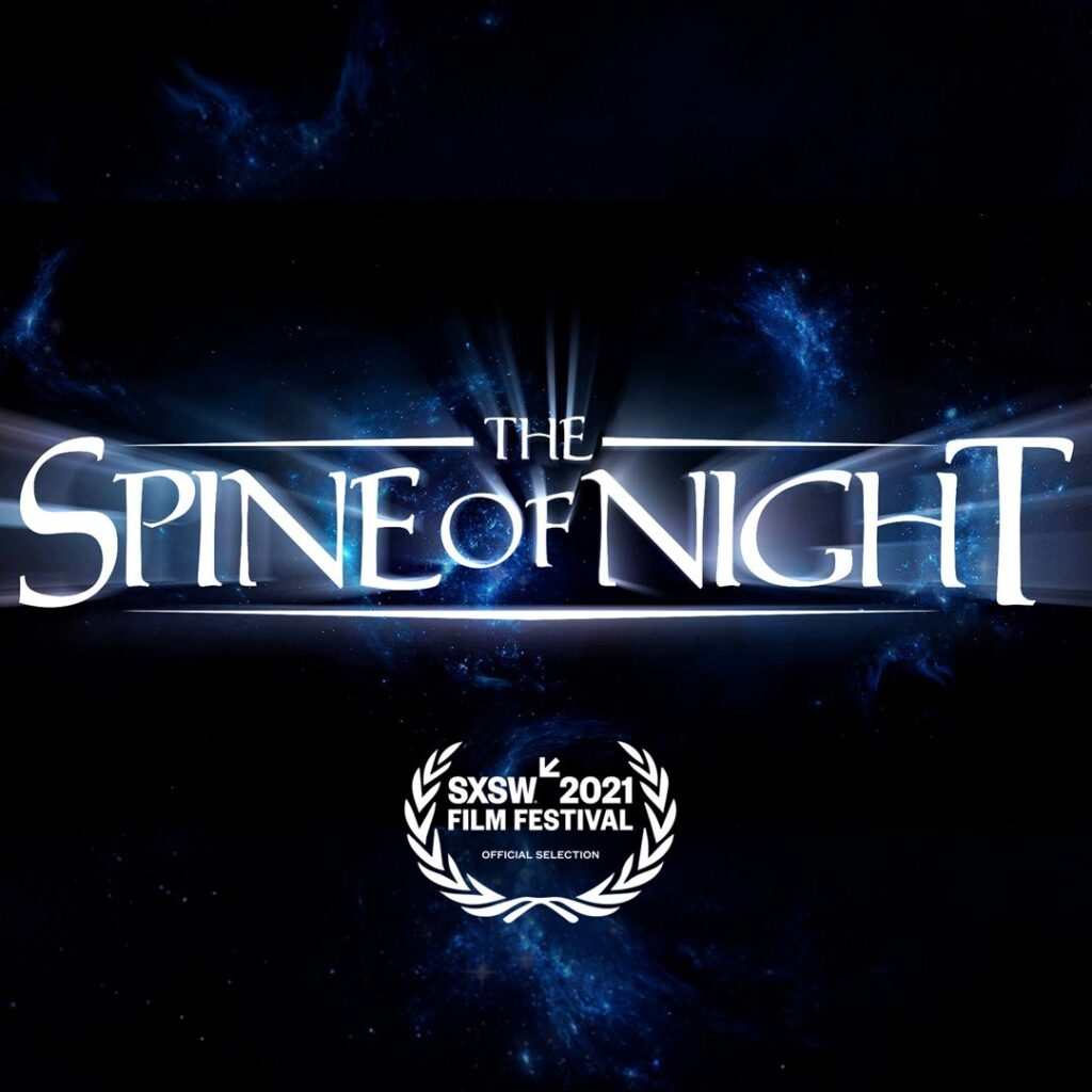 The Spine Of Night Image