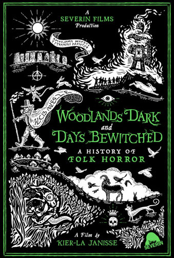 Woodlands Dark and Days Bewitched: A History of Folk Horror Image