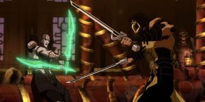 Mortal Kombat Legends: Scorpion's Revenge Image