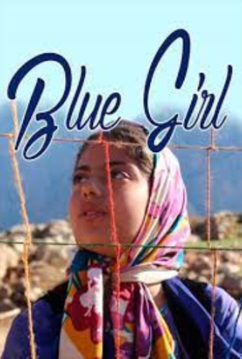 The Blue Girl Image