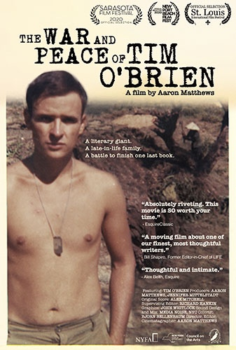 The War and Peace of Tim O'Brien Image