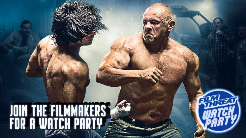 American Fighter Watch Party with Actor George Kosturos and Special Guests image