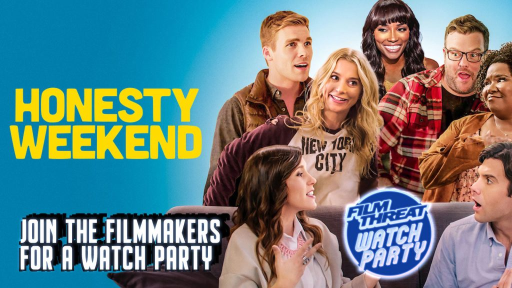 Prepare for a Watch Party for the Romantic Comedy Honesty Weekend image