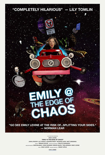 Emily @ The Edge Of Chaos Image