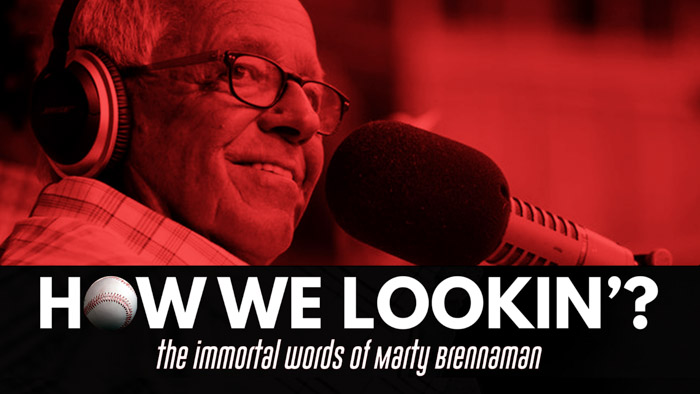 How We Lookin'? The Immortal Words of Marty Brennaman Image