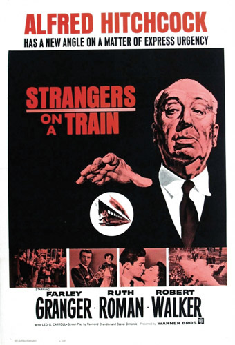 Strangers on a Train Image