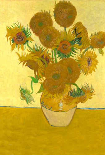 Sunflowers: The Mystery of Van Gogh Image