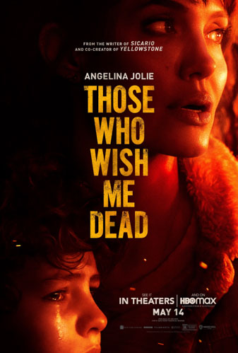 Those Who Wish Me Dead Image