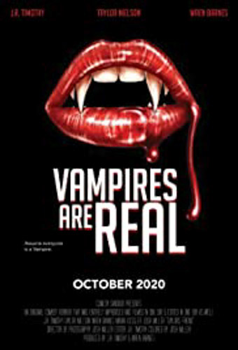 Vampires Are Real  Image