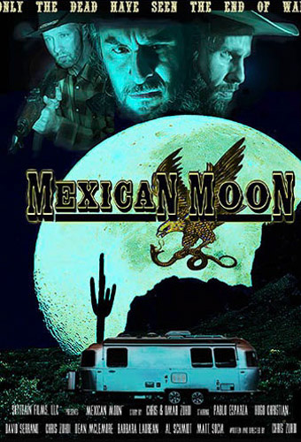 Mexican Moon Image