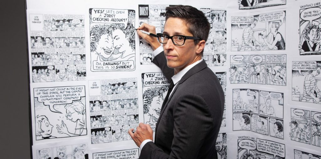 No Straight Lines: The Rise of Queer Comics image