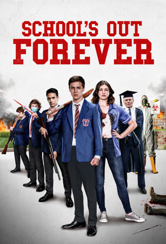 School's Out Forever Image