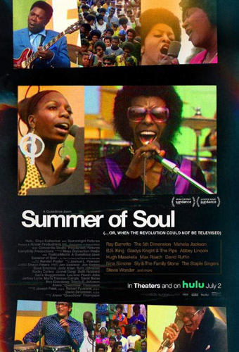 Summer of Soul (...Or When The Revolution Could Not Be Televised)  Image