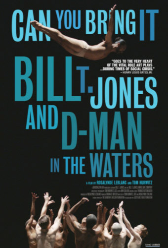 Can You Bring It: Bill T. Jones and D-Man in the Water Image