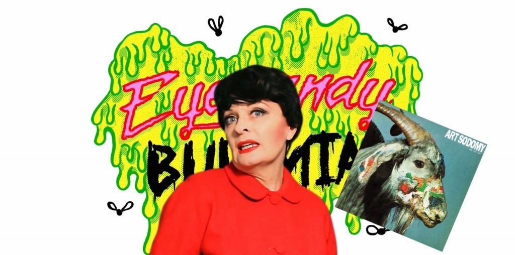 Eyecandy Bulimia – Art detective Sunny Buick Solves the Eternal Flim Flam of the Lowbrow Art World image