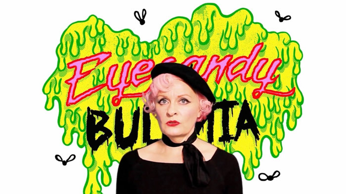 Eyecandy Bulimia - Art detective Sunny Buick Solves the Eternal Flim Flam of the Lowbrow Art World Image